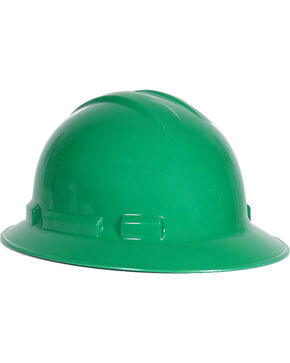 Radians Green Quartz Full Brim Hard Hat , Green, hi-res