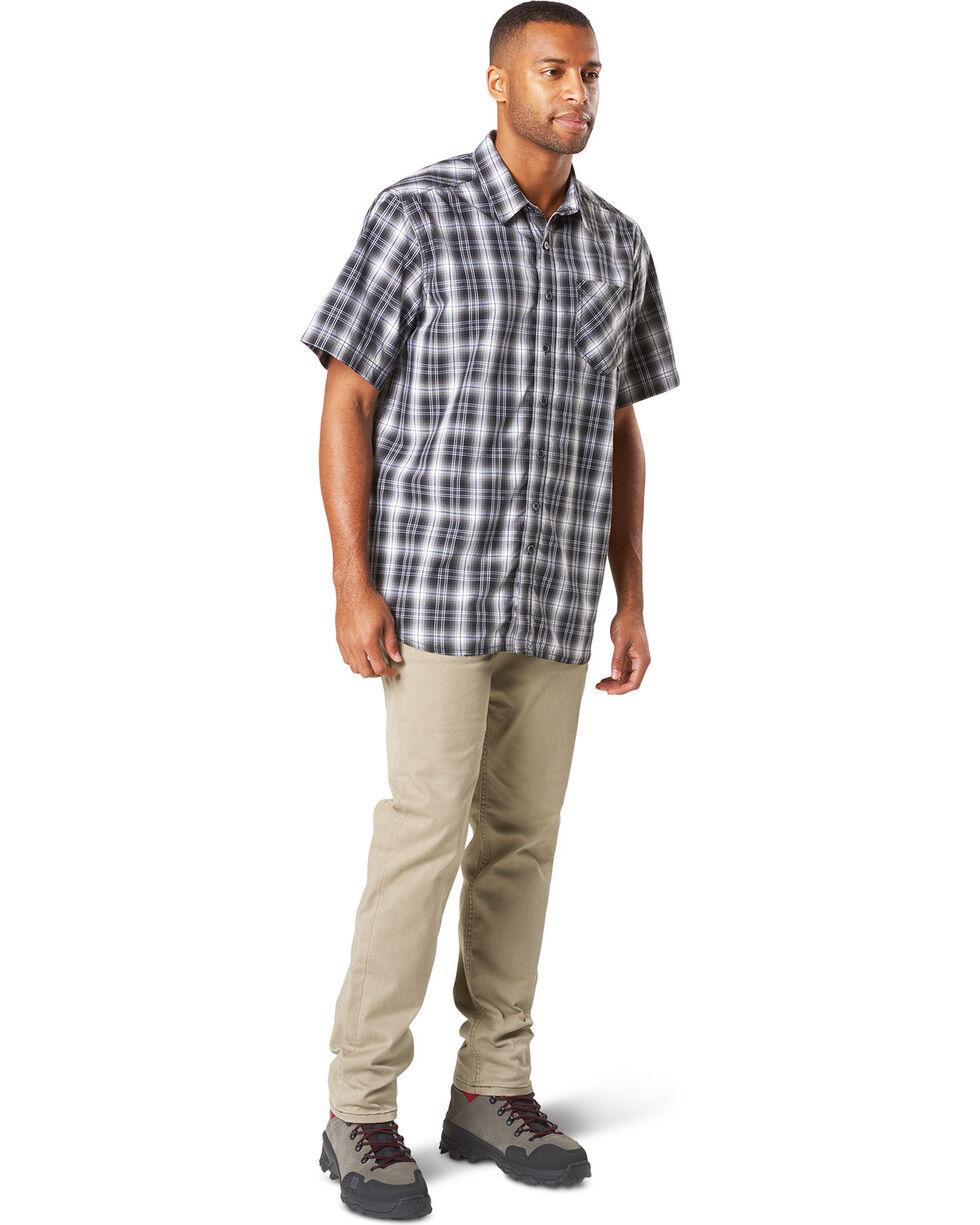 5.11 Tactical Men's Grey Breaker Short Sleeve Shirt , , hi-res