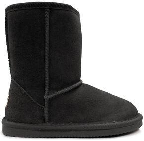 Lamo Footwear Kid's Classic Boots, Black, hi-res