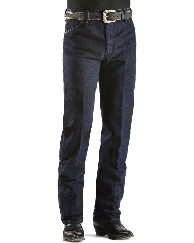 Wrangler Jeans - 13MWZ Original Fit Silver Edition, Dark Denim, hi-res