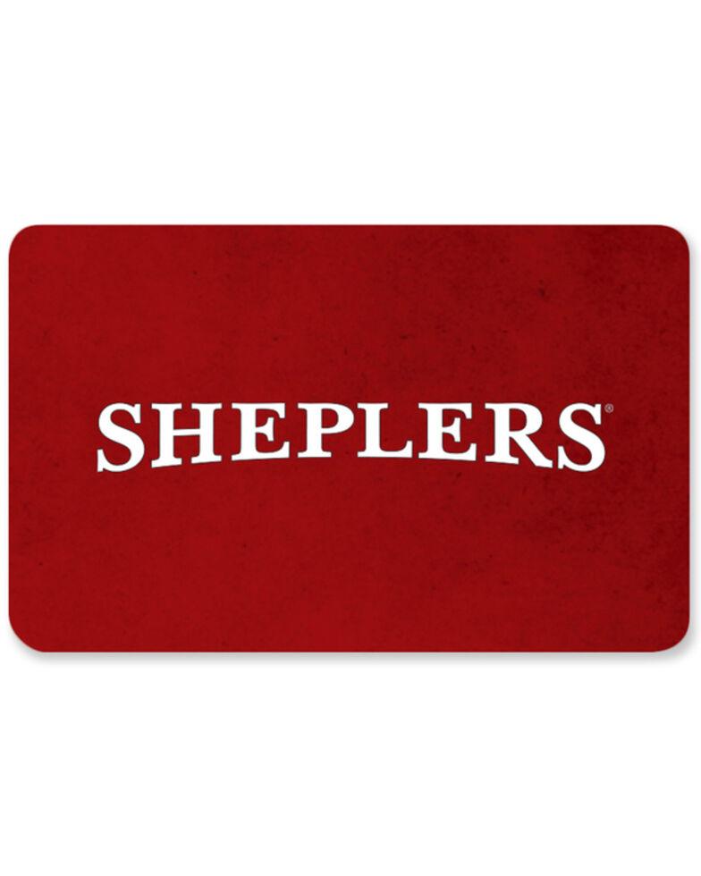 Sheplers eGift Card - Online Use Only, No Color, hi-res