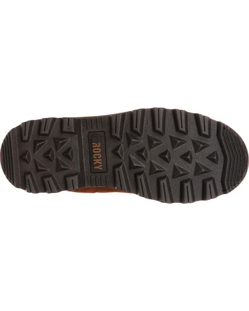 """Rocky 9"""" Cornstalker Gore-Tex Waterproof Outdoor Boots - Round Toe, Brown, hi-res"""