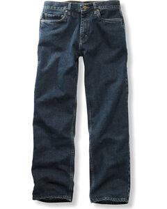 Timberland PRO Men's Grit-N-Grind Denim Work Pants , Blue, hi-res