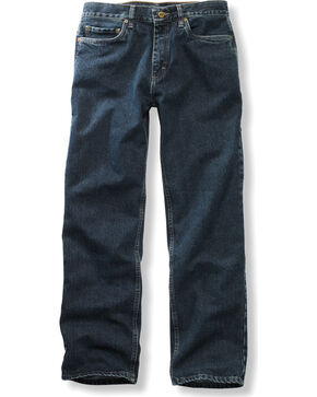 Timberland PRO Men's Grit-N-Grind Denim Work Pants , Blue, hi-res
