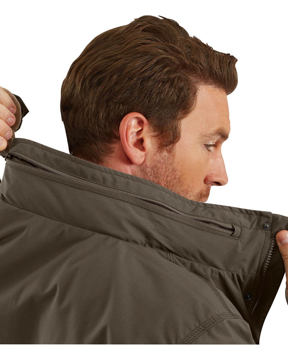 Carhartt Men's Grey Utility Coat , Dark Grey, hi-res