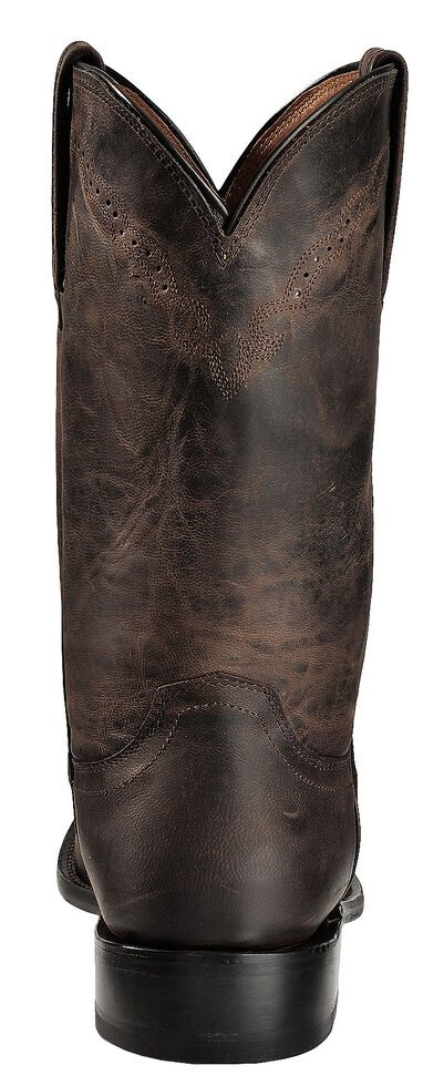 f5f2a6c557f Lucchese 1883 Handmade Madras Goat Roper Boots - Round Toe