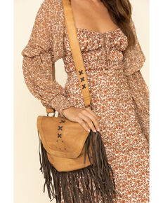 STS Ranchwear Women's Daydreamer Crossbody Bag, Camel, hi-res