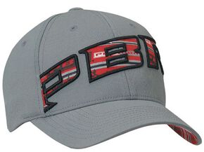 PBR Flex Fit Casual Cap, Grey, hi-res
