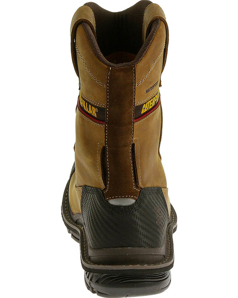 5cde06907b0 Caterpillar Men's Fabricate Pull On Tough Waterproof Boots - Composite Toe