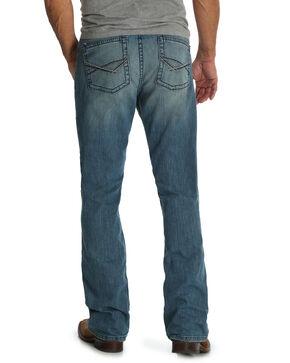 Wrangler 20X Men's No. 42 Kaycee Vintage Boot Cut Jeans, Blue, hi-res