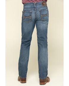 Ariat Men's M1 Cassidy Vintage Stackable Slim Straight Jeans , Blue, hi-res
