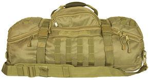 Fox Outdoor 3-in-1 Recon Gear Bag, Med Brown, hi-res
