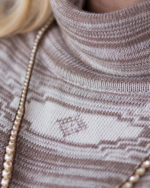 Ryan Michael Women's Funnel Neck Sweater, , hi-res