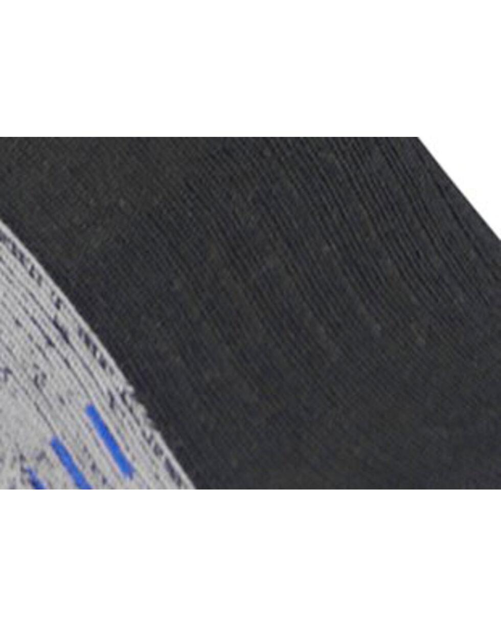 Carhartt Force Extremes Black Wool Crew Socks, Black, hi-res