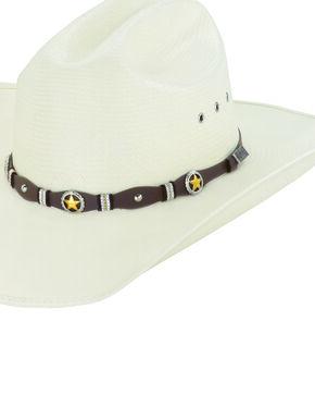 Larry Mahan 10X Oplin Ivory Cowboy Hat , Ivory, hi-res