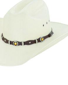 3a84c6872e2de Larry Mahan 10X Oplin Ivory Cowboy Hat