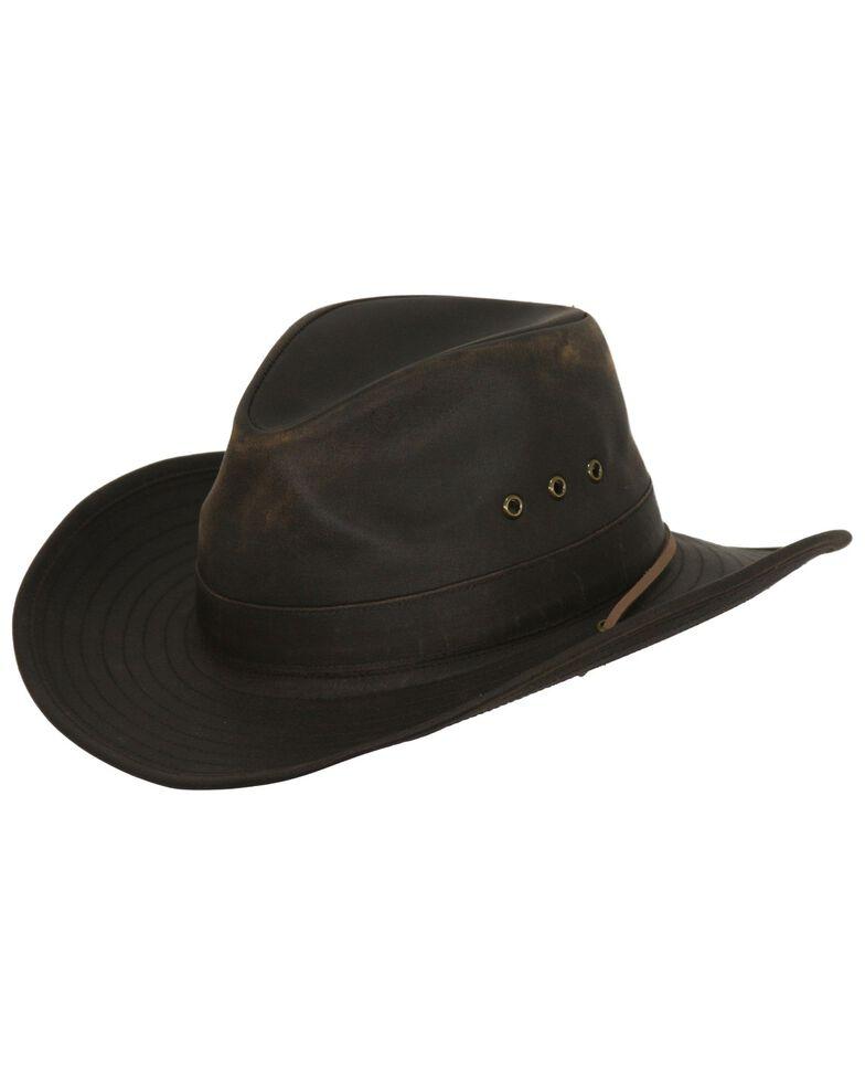Outback Trading Co. Korona Canyonland Cloth Hat, Brown, hi-res