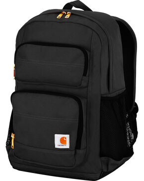 Carhartt Unisex Legacy Standard Work Backpack , Black, hi-res