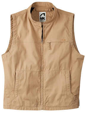 Mountain Khakis Yellowstone Stagecoach Vest, Light Brown, hi-res