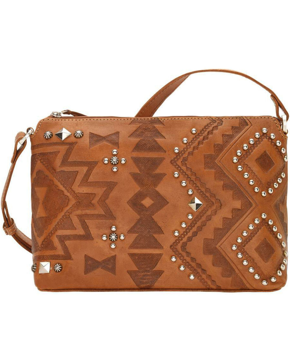 American West Women's Nomad Heart Purse , , hi-res
