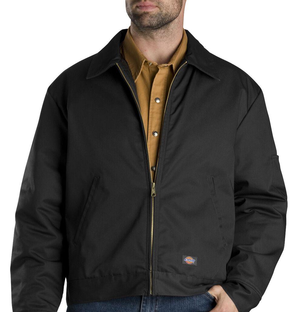 Dickies ® Insulated Eisenhower Jacket, Black, hi-res