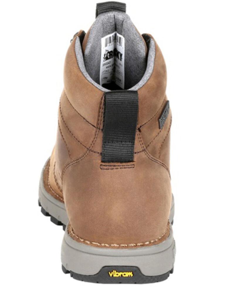 Rocky Men's Legacy 32 Waterproof Outdoor Boots - Soft Toe, Brown, hi-res