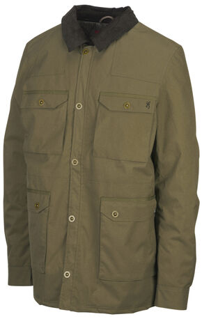Browning Men's Tan Denning Jacket , Tan, hi-res