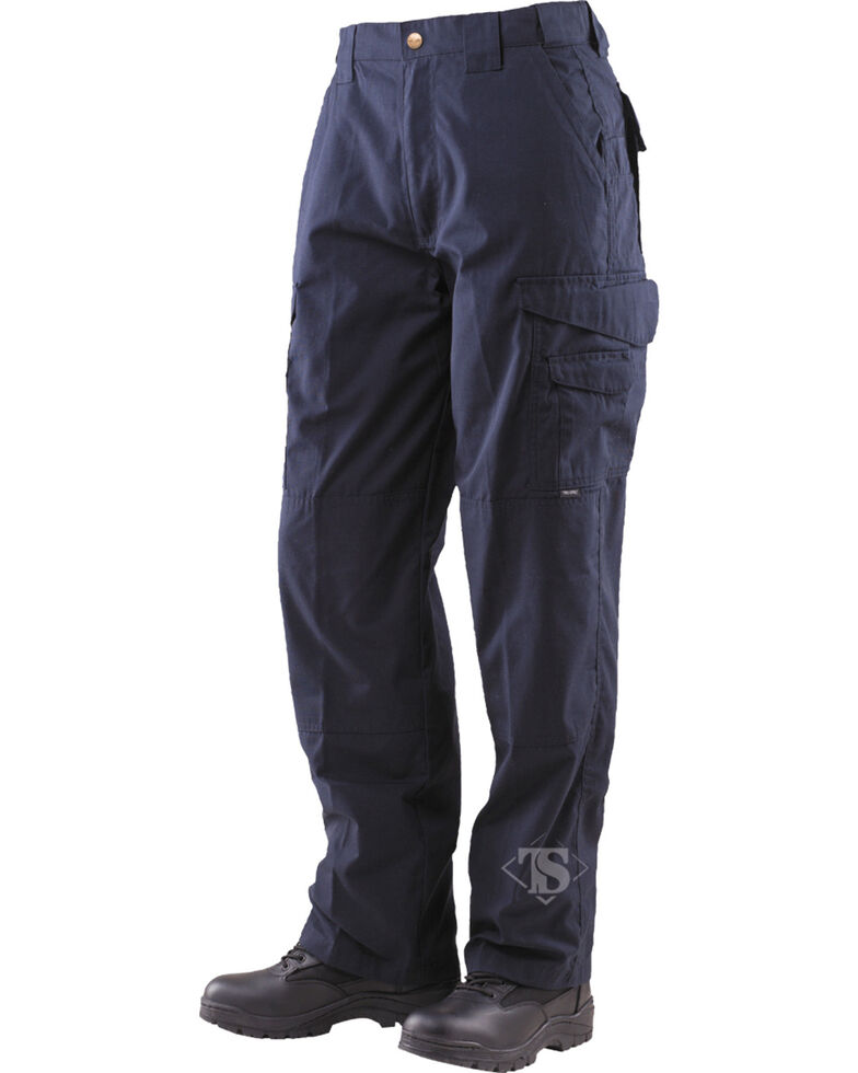 Tru-Spec Men's 24-7 Series Tactical Pants, Navy, hi-res