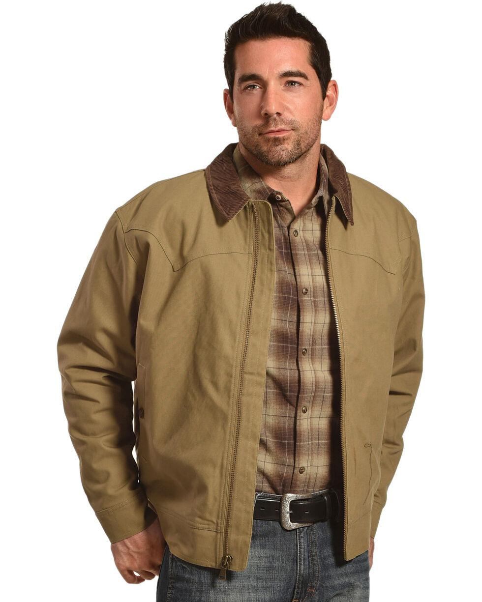 Cody James Men's Ponderosa Jacket - Big & Tall, Camel, hi-res