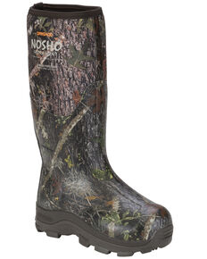 Dryshod Women's NOSHO Ultra Hunting Boots, Camouflage, hi-res