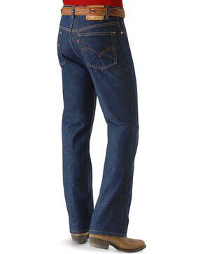 "Levis  Jeans 517 Boot Cut - Rinsed - Big. 44"" Waist, Rinsed, hi-res"