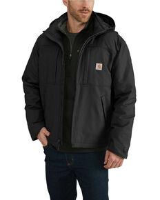 Carhartt Men's Full Swing Cryder Work Jacket , Black, hi-res