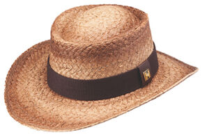 Peter Grimm Anklam Straw Hat, Brown, hi-res