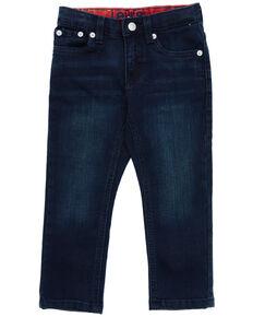 Levi's Toddler Boys' 511 Dark Wash Flex Stretch Slim Fit Jeans  , Grey, hi-res