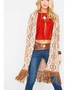 Women's Cardigans & Sweaters: Western, Aztec & More - Sheplers
