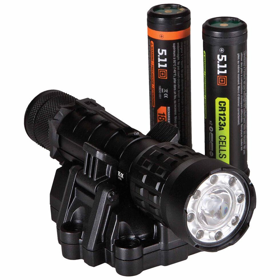 5.11 Tactical TMT R3MC Flashlight, Black, hi-res