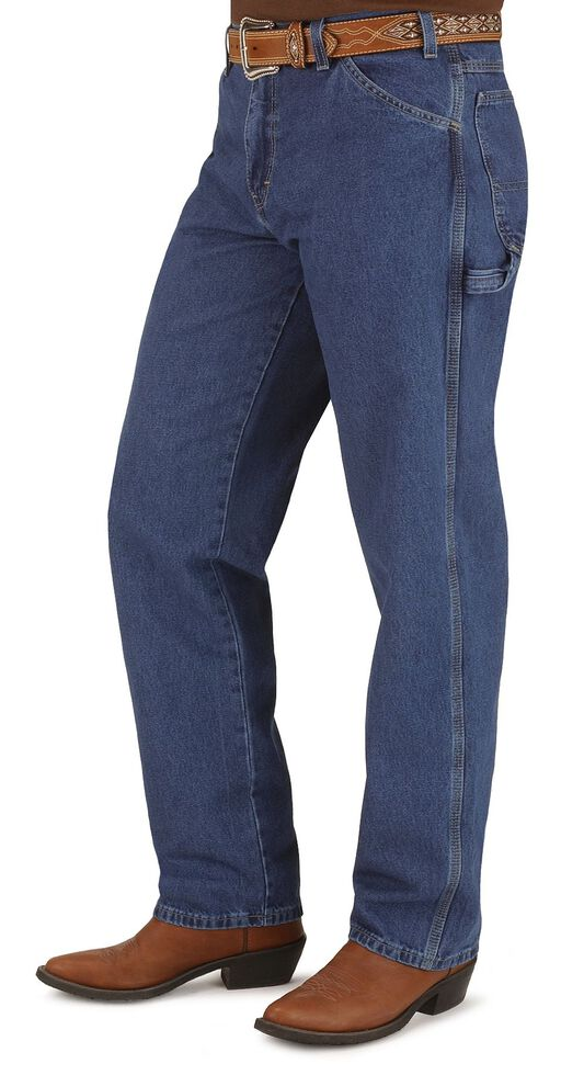 Dickies Relaxed Fit Carpenter Jeans - Big & Tall, Stonewash, hi-res