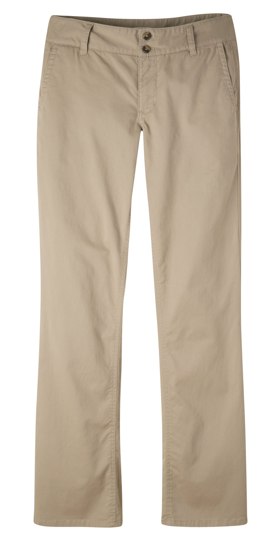 Mountain Khakis Women's Sadie Chino Pants - Petite, Beige, hi-res