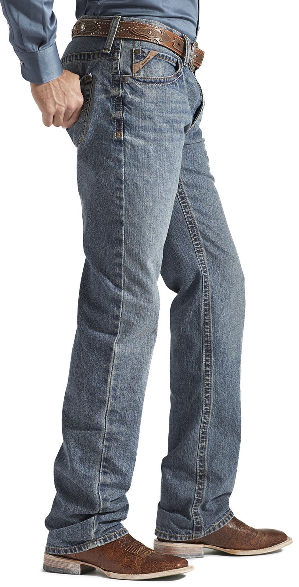 Ariat Denim Jeans - M2 Smokestack Relaxed Fit, Denim, hi-res