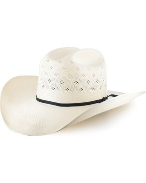 Resistol Conoly 10X Straw Hat, Natural, hi-res