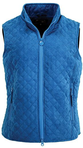 Outback Trading Co. Grand Prix Vest, Aqua, hi-res