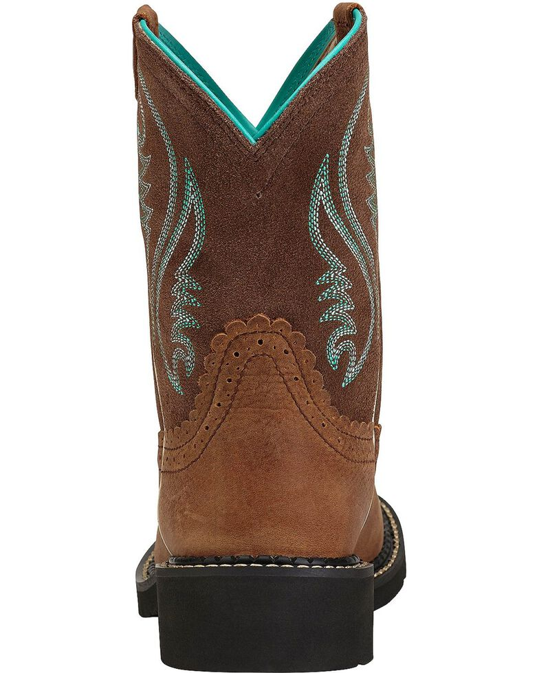 Ariat Women's Fatbaby Heritage Cowgirl Boots, , hi-res