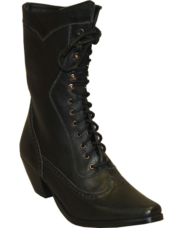 Granny Boots - Sheplers