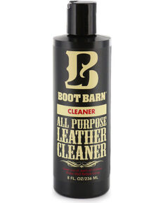 Boot Barn All-Purpose Leather Cleaner, No Color, hi-res