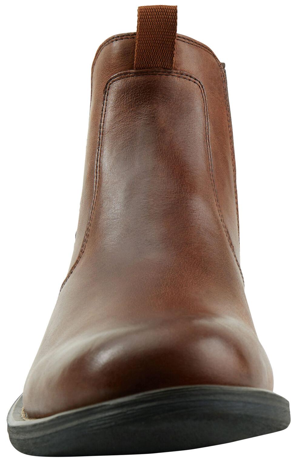 Eastland Men's Tan Daily Double Jodhpur Boots , , hi-res