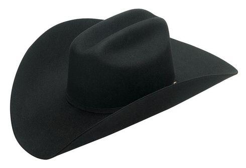 Twister Santa Fe 2X Select Wool Cowboy Hat, Black, hi-res