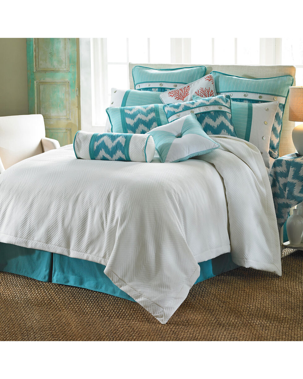 HiEnd Accents Catalina Super King Duvet Set, Multi, hi-res