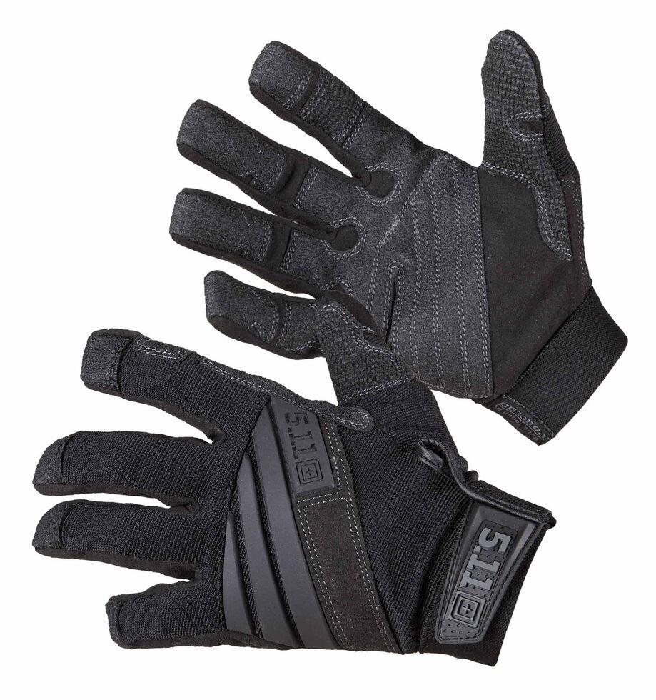 5.11 Tactical Tac Canine and Rope Handler Gloves, Black, hi-res