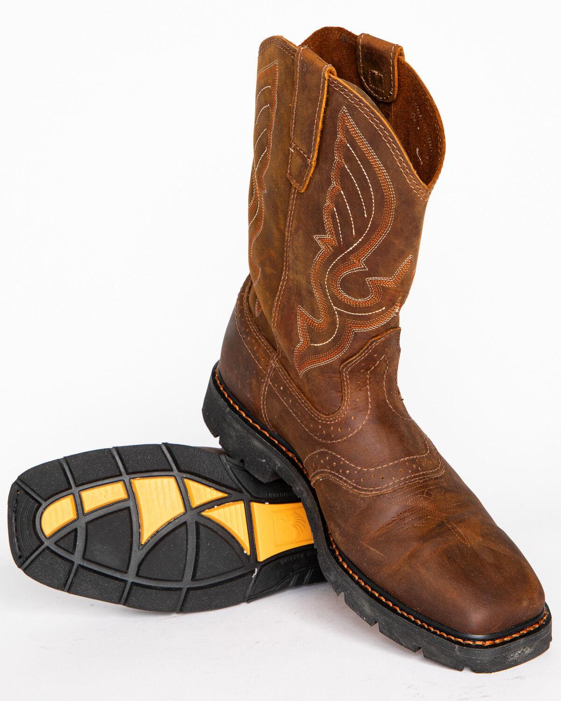 Cody James Men's Western Work Boots