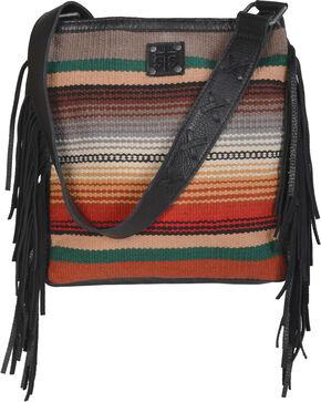 STS Ranchwear Ponderosa Serape Bag , Multi, hi-res